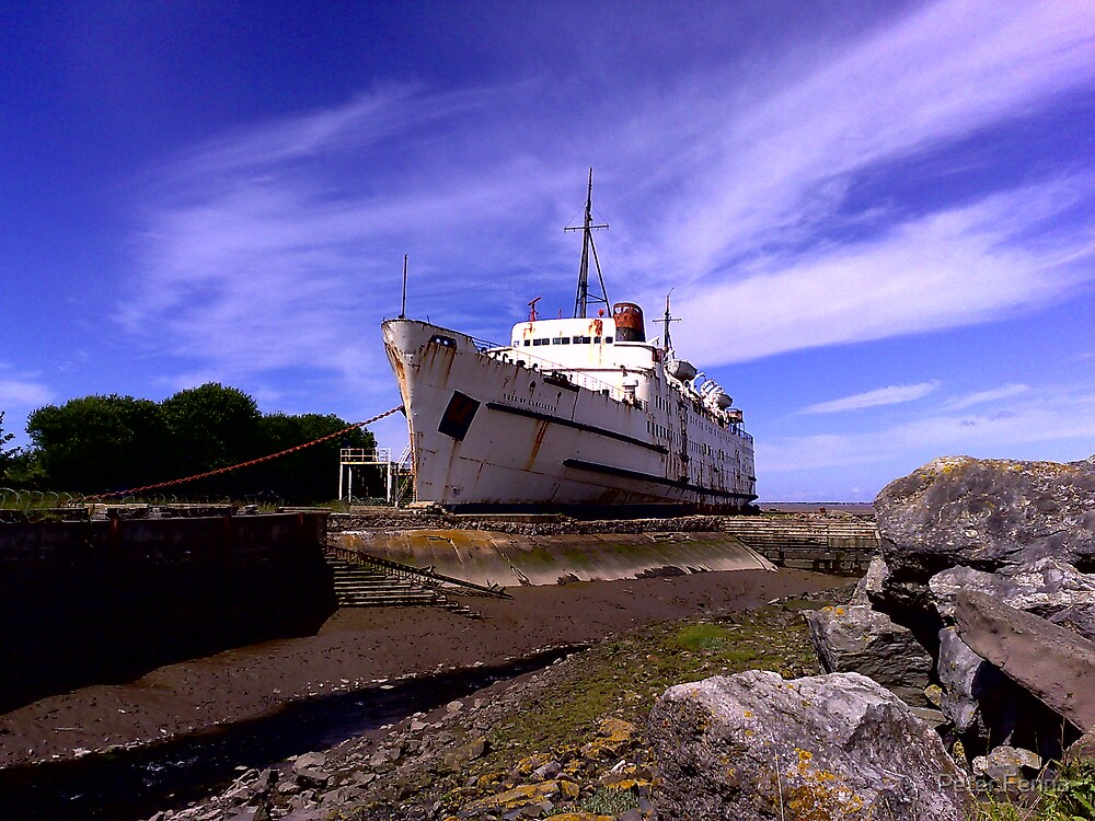 Duke of Lancaster by Peter Fenna