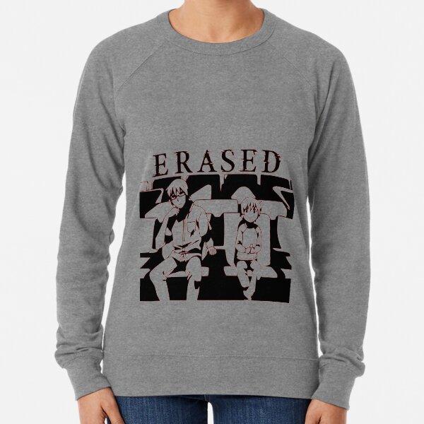 Erased - Boku dake ga inai machi Lightweight Sweatshirt