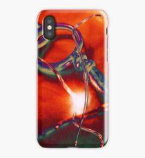 Distorted Romance iPhone Case