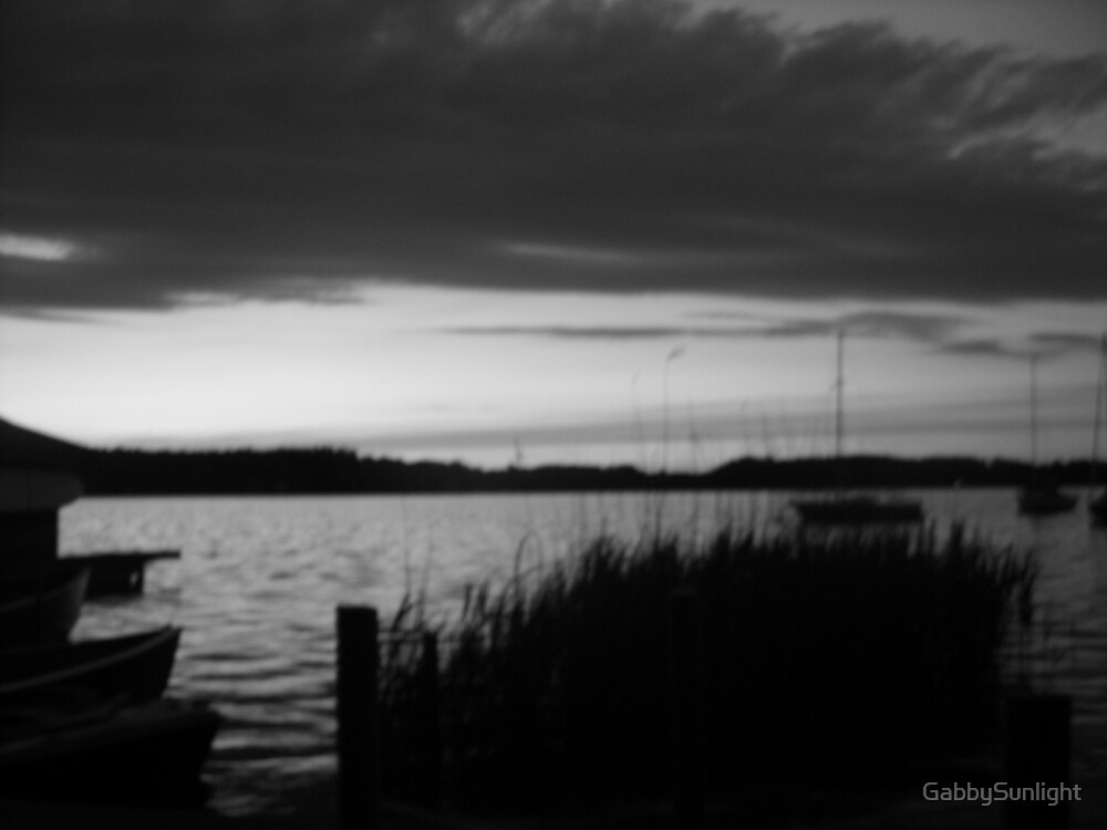 Night Light by GabbySunlight