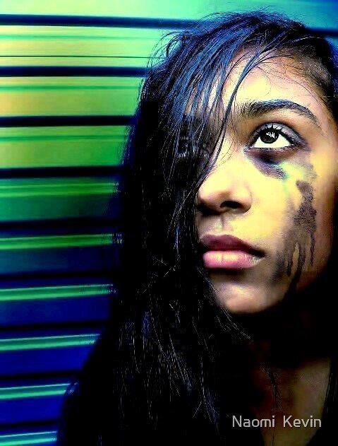 Mascara Blues by Naomi  Kevin