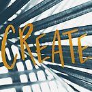 Create (Cyanotype) by ALICIABOCK