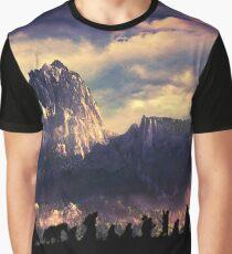 Lotr Graphic T-Shirt
