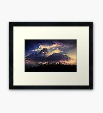Lotr Framed Print