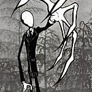 Slender Man by Sladeside