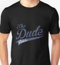 Big Lebowski The Dude Abides Unisex T-Shirt