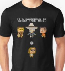 Big Lebowski Zelda Lebowski Unisex T-Shirt