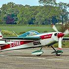 Extra EA230 G-XTRA by Colin Smedley