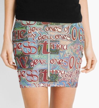 My Dear Ones Mini Skirt