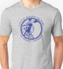 Oliphant Little Squaw Island Logo Unisex T-Shirt