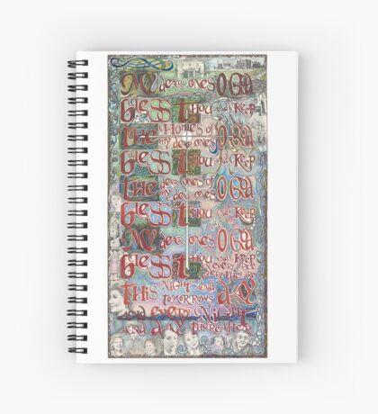 My Dear Ones Spiral Notebook