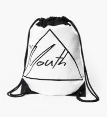 FV YOUTH - black Drawstring Bag