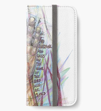 The Name of the Lord (All who Call) iPhone Wallet