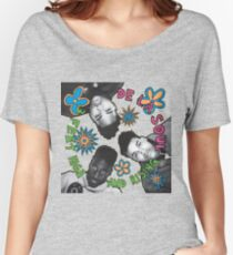 De La Soul - 3 Feet High and Rising Women's Relaxed Fit T-Shirt