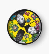 De La Soul - 3 Feet High and Rising Clock