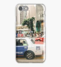 Taxi. iPhone Case/Skin