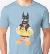 Bat Duck Unisex T-Shirt