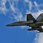 F/A 18 Hornet RAAF by diggle