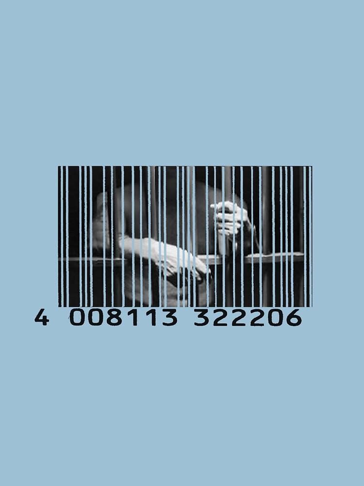 Prisoner Barcode by betelnut