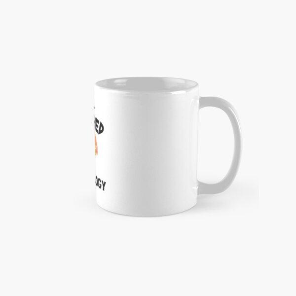 I Get Psyched For Psychology Classic Mug