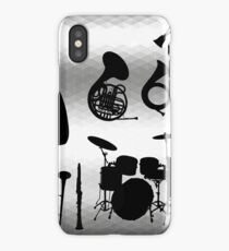 music instrument iPhone Case/Skin