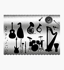music instrument Photographic Print