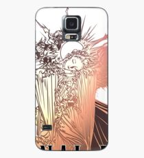 final fantasy xv   logo Case/Skin for Samsung Galaxy