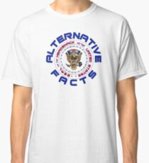 Alternative Facts - Headsnack Edition Classic T-Shirt