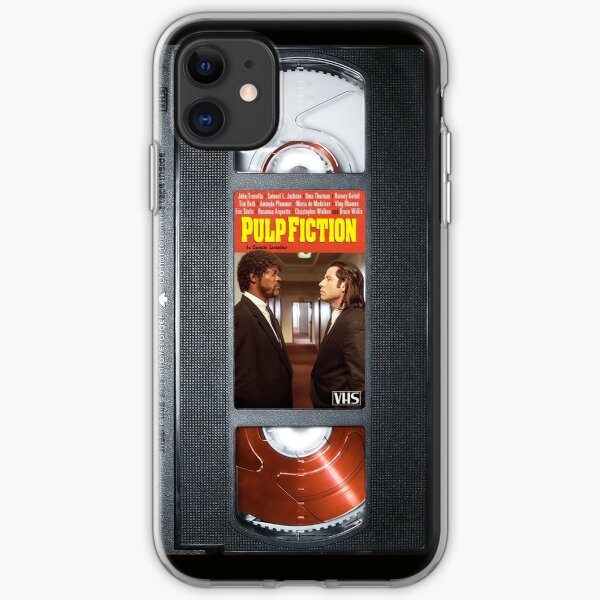 Pulp Fiction Travolta Fall iPhone Flexible Hülle