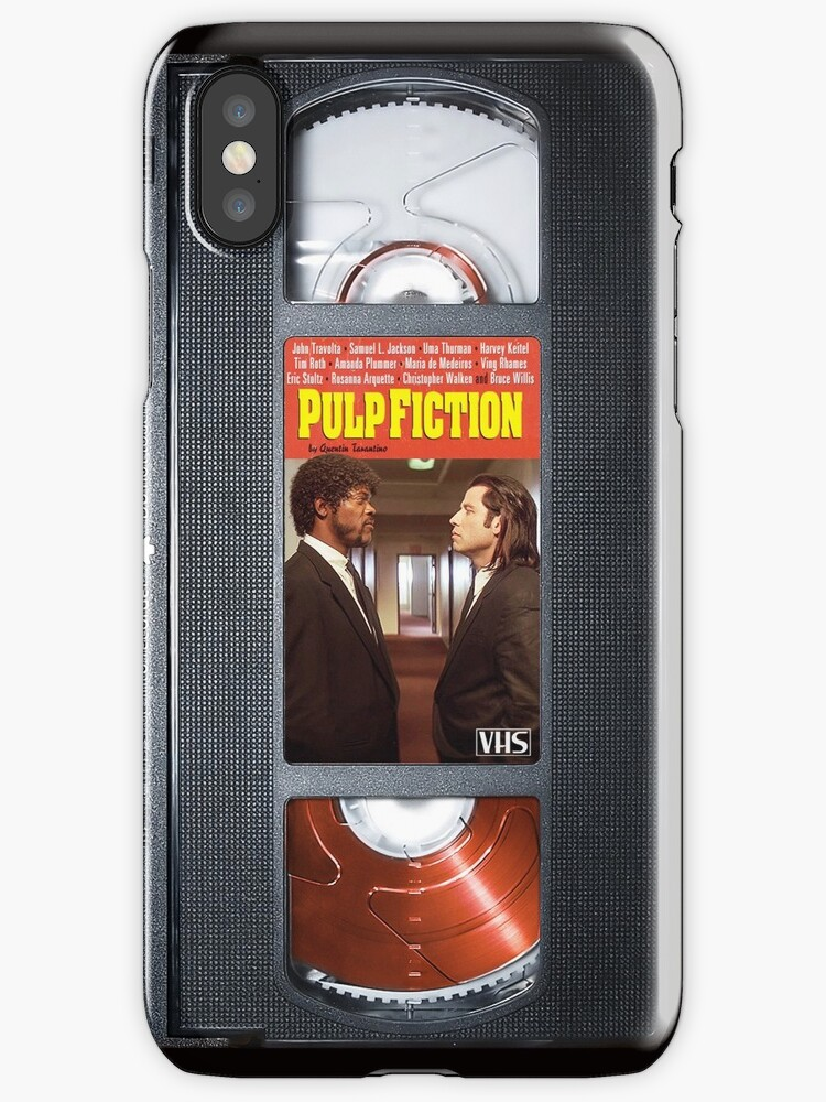 Pulp Fiction Travolta case by Abricotti