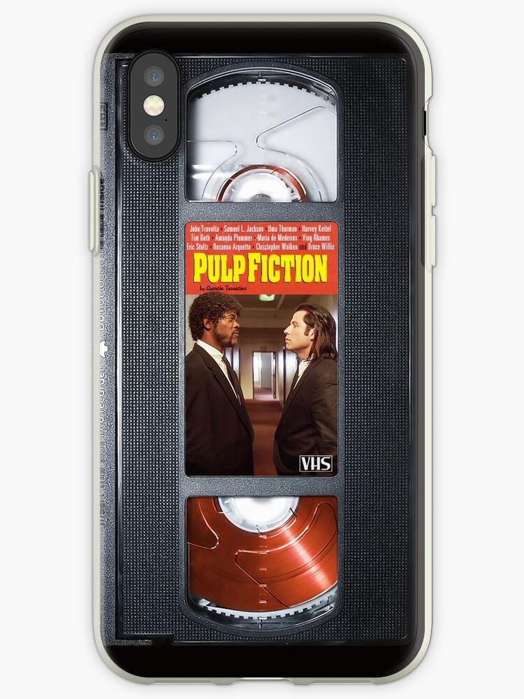 Pulp Fiction Travolta case by Abricotti