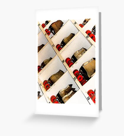 rollers Greeting Card