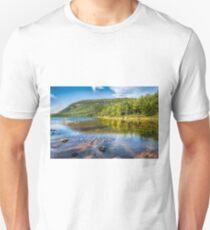Jordan Pond Unisex T-Shirt