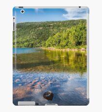 Jordan Pond iPad Case/Skin