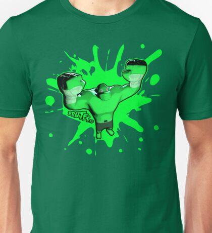 Brutes.io (Brawler Cheer Green) T-Shirt
