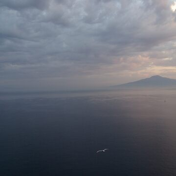 Before Sunrise Bay of Naples by ashleyng