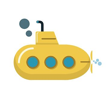 Wee Submarine by BankRobert