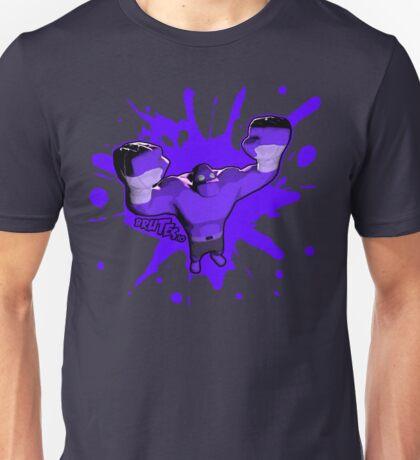 Brutes.io (Brawler Cheer Purple) T-Shirt