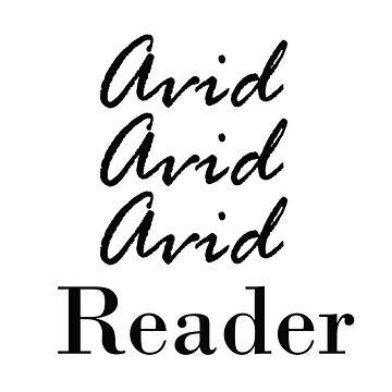 Avid Reader by SaTara