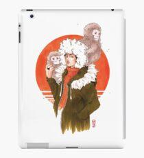 Snow Apes iPad Case/Skin