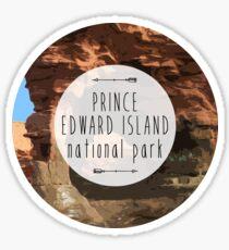 Prince Edward Island National Park Sticker
