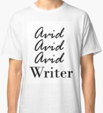 Avid Writer Classic T-Shirt