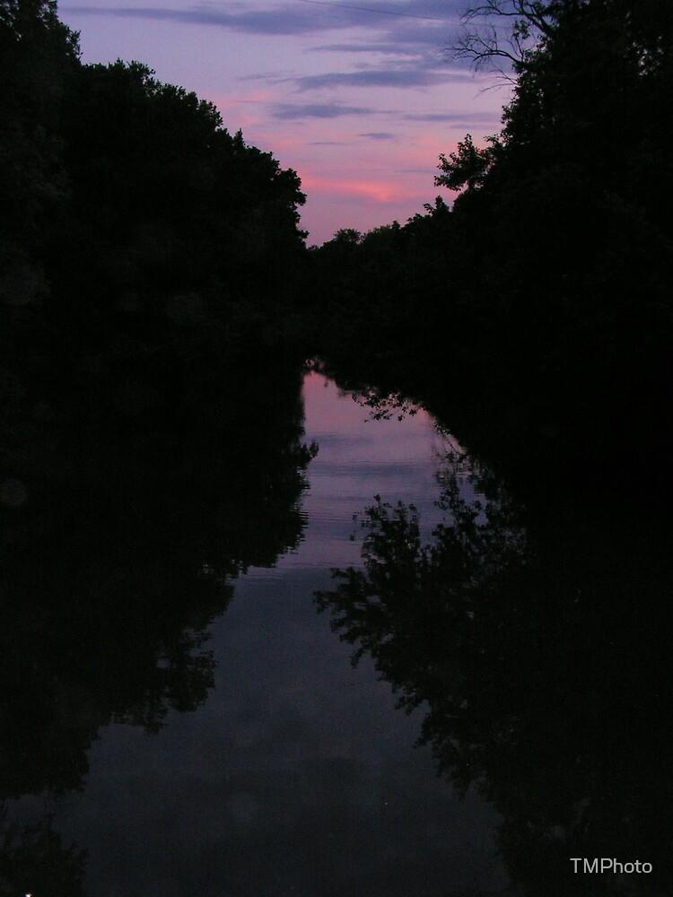 Purple Creek by TMPhoto