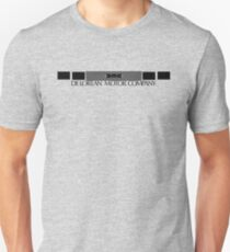 DeLorean Car Grille Unisex T-Shirt