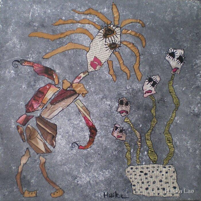 Les jeunes Pousses by Haska Lae