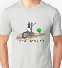 Yeh Dosti Sholay Friends  T-Shirt