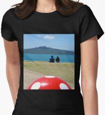 Rangi and the Mushroom Women's Fitted T-Shirt