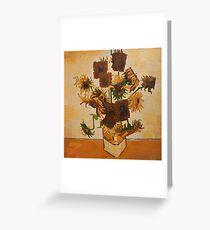 Vincent Square Greeting Card