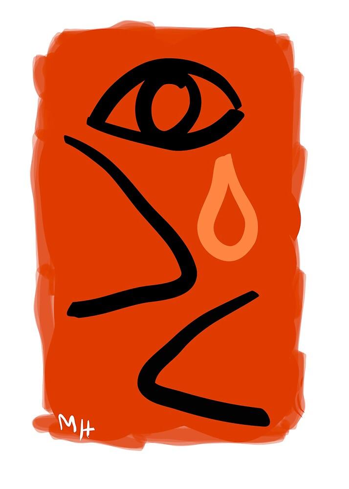 Crying by Martin Howard