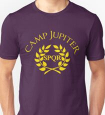 Camiseta ajustada Camp Jupiter